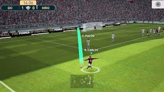 Pes Mobile 2019 / Pro Evolution Soccer / Android Gameplay #23