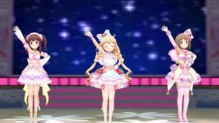 「デレステ 4K60fps MV」Happy×2 Days