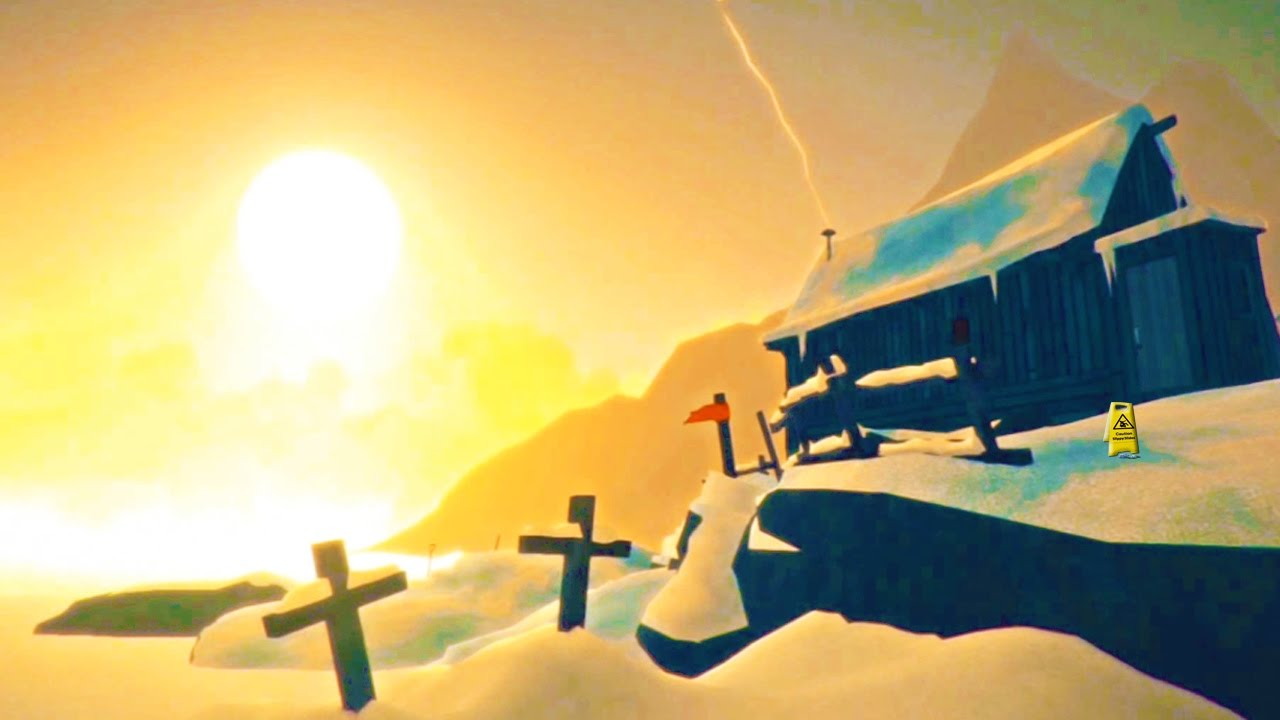 The Long Dark Glitches NEW Out Of Map Mystery Lake The Long