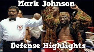 """Mark """"Too Sharp"""" Johnson - Defense Highlights"""
