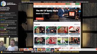 LIVE CASINO SLOTS - Monday Casino Action 👌 (24/06/19)