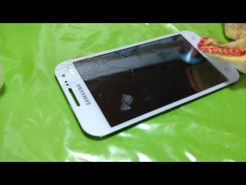 5039867710b Como quitar mancha de pegamento gotita en una pantalla de celular o vidrio  - YouTube