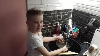 """Видеоурок N1 """"как делать мясо"""" Vitek CHANNEL"""