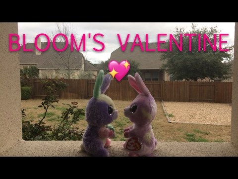 Beanie Boo's: Bloom's Valentine!