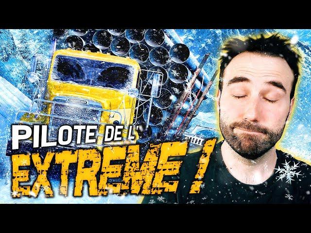 PILOTE DE L'EXTRÊME ! | Snowrunner - GAMEPLAY FR