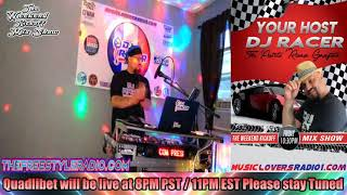 DJ RACER INTERVIEW WITH QUADLIBET - 06/05/2020