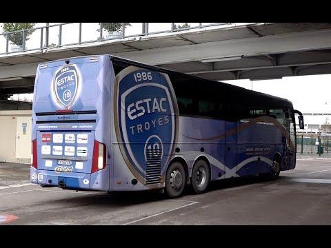 FC Metz-ESTAC⎥L'arrivée en