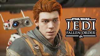 STAR WARS JEDI FALLEN ORDER All Cutscenes Full Movie 2019 [1080p]