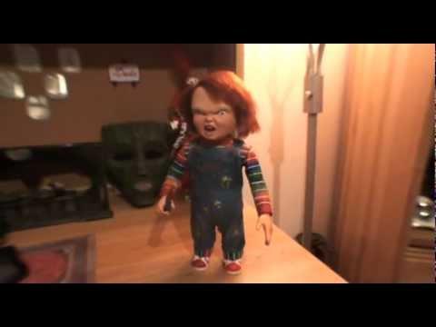 "Turmoil In The Toybox - NECA Child's Play 3 12"" Chucky Figure"