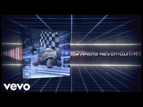 Owl City - Winners Never Quit (Official Audio)
