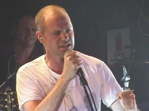The Tragically Hip  live at the Gothic Theatre, August 7, 2002