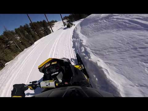 Best Snowmobile Trip Ever!!(South Dakota/Wyoming)