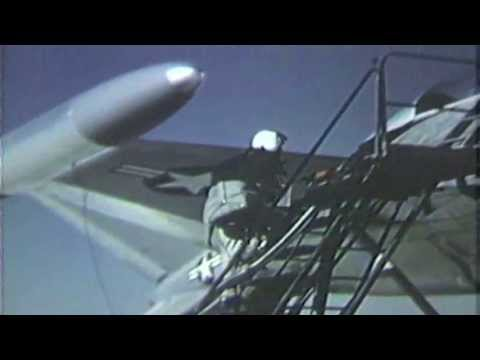 Testing The XFV-1 Research Aircraft, February 1952 (full)