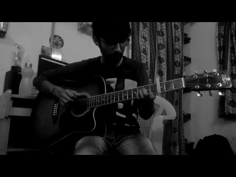 Sun Sathiya | ABCD 2 | fingerstyle guitar | arr.by Lalit Karel