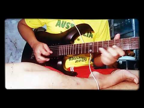 Guitar cover dangdut JARAN GOYANG