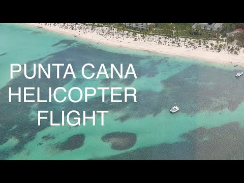 PUNTA CANA HELICOPTER