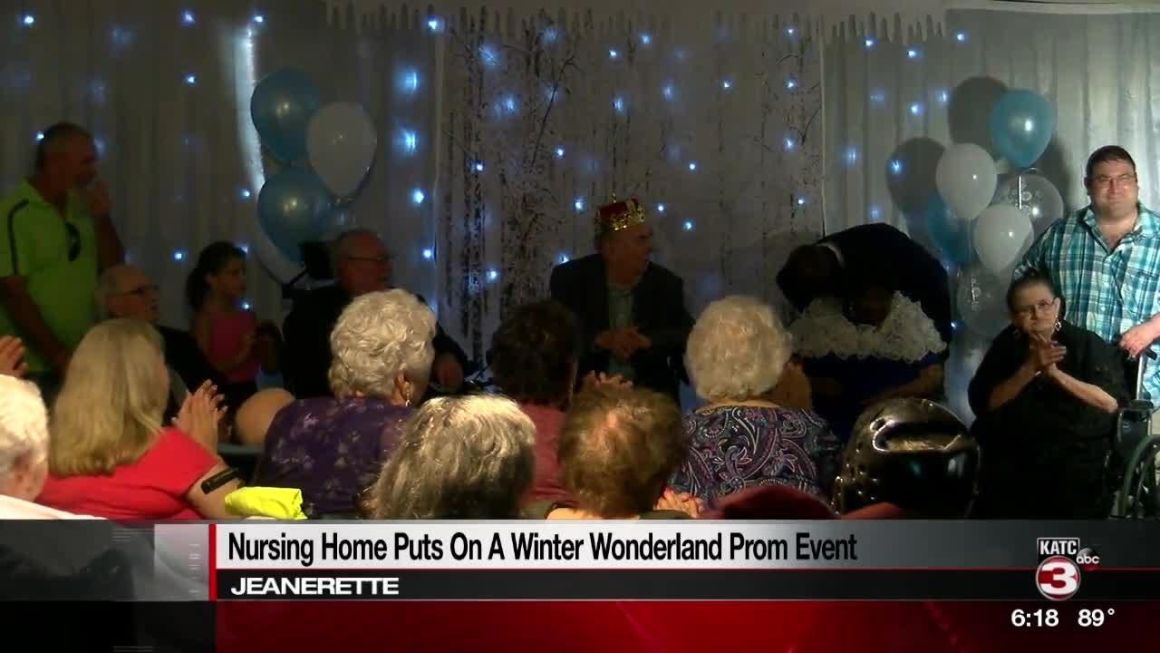 6a02582ebe5dd Nursing home hosts senior prom for residents