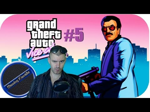 Retro | GTA : Vice City LIVE #5 Back to the 80's!