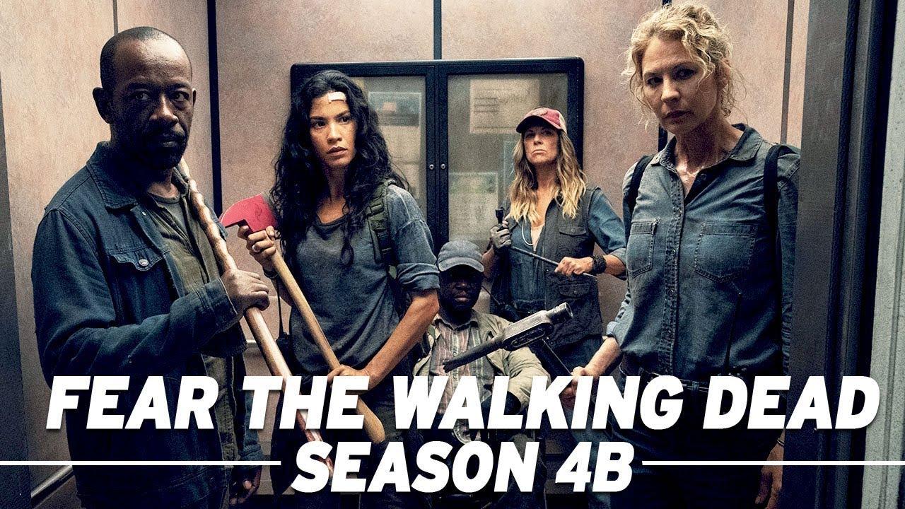 Fear the Walking Dead Season 4B Full Recap - The Skybound Rundown
