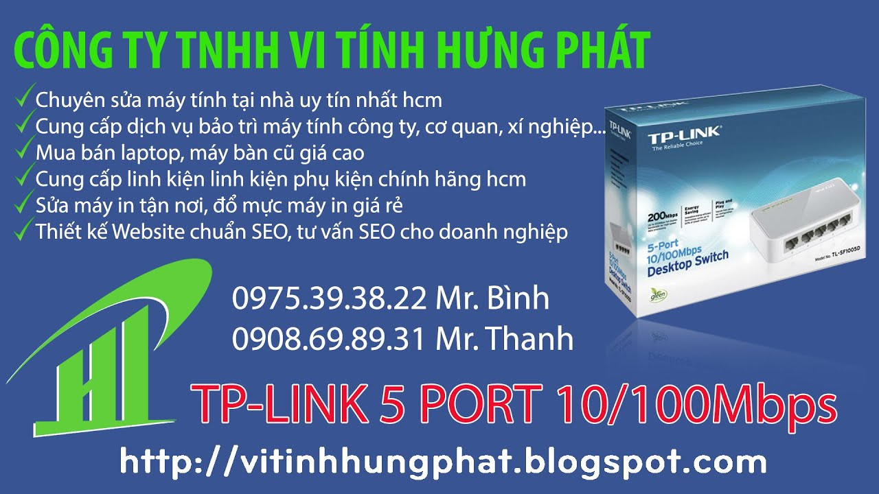 Switch Tp Link 5 Port B Chia Mng Pht Wifi Totolink S505 5port 10 100mbps Desktop