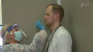 В мире число случаев заражения коронавирусом стремительно приближается к 23 миллионам