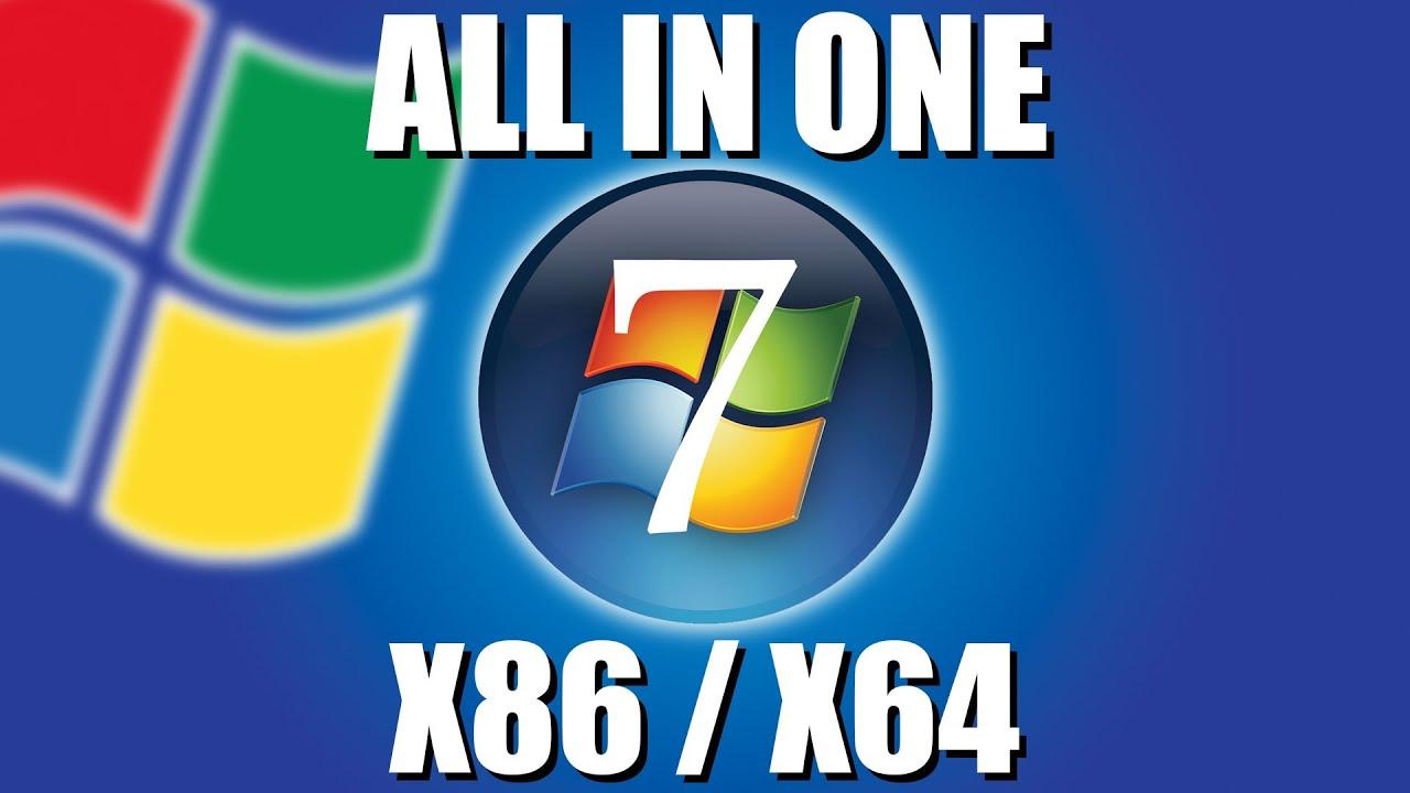 تحميل Windows (All-In-One) ويندوز مجمعة الاصدارات