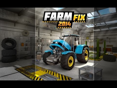 FarmFix Simulator 2014 iOS / Android