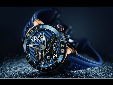 5 luxury watch 2015 - 2016