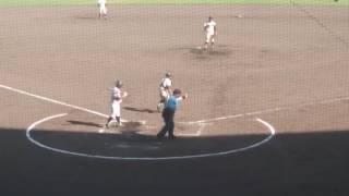 下地 寛太郎(石垣中学校3年)③ 投手