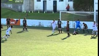 Santa Clara 1-0 Angrense (Juvenis)
