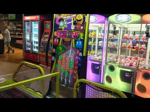 Tour of Timezone Rouse Hill. What games do you want us to play?