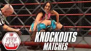 5 Greatest Knockouts Division Matches | Fight Network Flashback