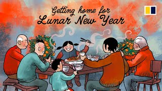 Getting home for Lunar New Year