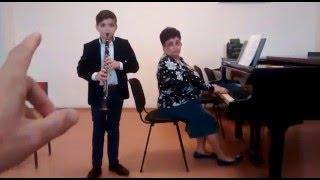Necef Ali ( 10№ li musiqi mektebi )