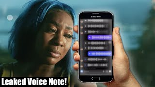 Listen! Spice Alleged Leaked Voice Note Exposed With Reader Man | Cashtro & Lee Major X