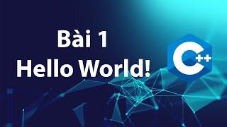 C++ 01: Hello World!
