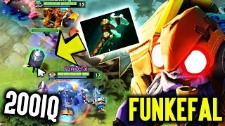 I Bet 95% People Dnt Know Actually You Can Use Force Staff Like Funkefal Did Dota 2