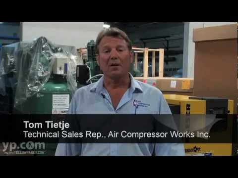 Air Compressor Works Inc _ West Palm Beach, FL.flv