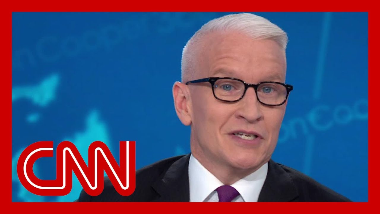Anderson Cooper: We can't know how much time Trump's wasted on this