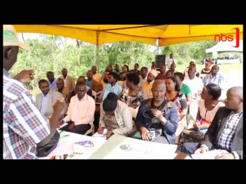 Farmers Trained in Best Farming Practices