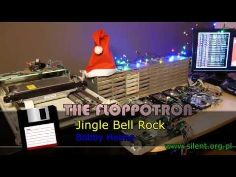 The Floppotron: Jingle Bell Rock