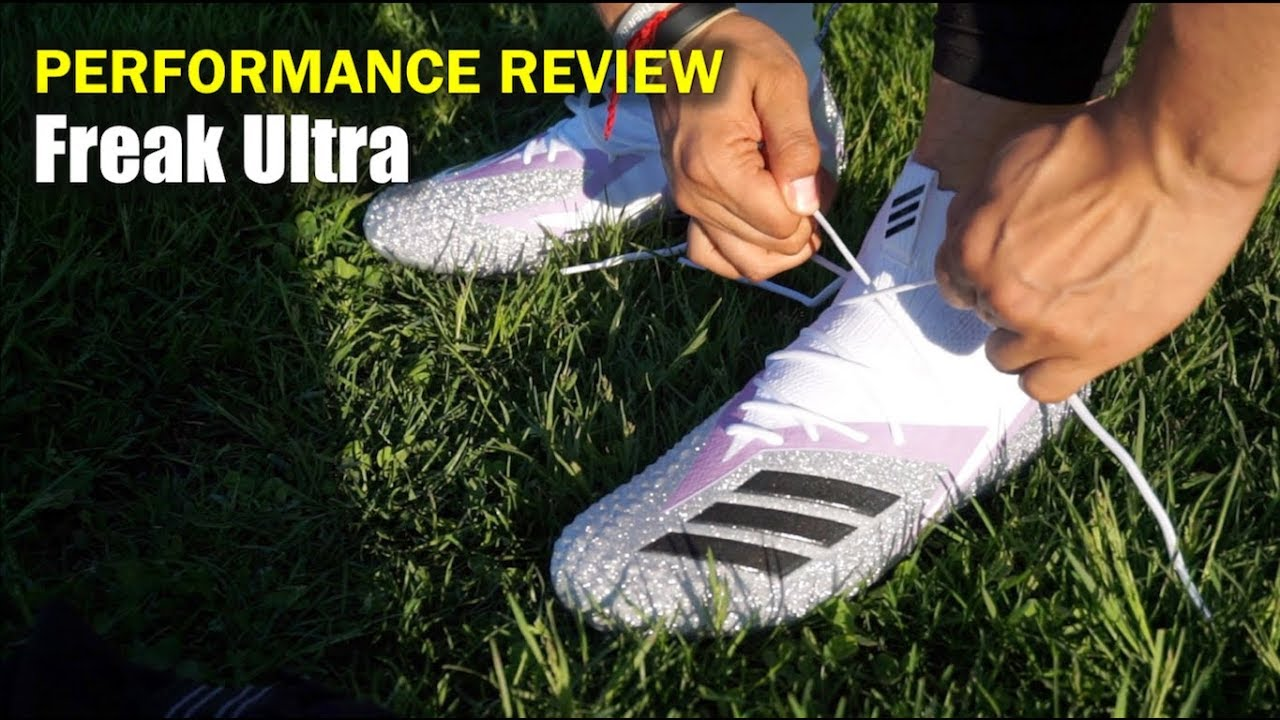 acf2eecf4b3 ADIDAS Freak Ultra Football Cleats  Performance Review - YouTube