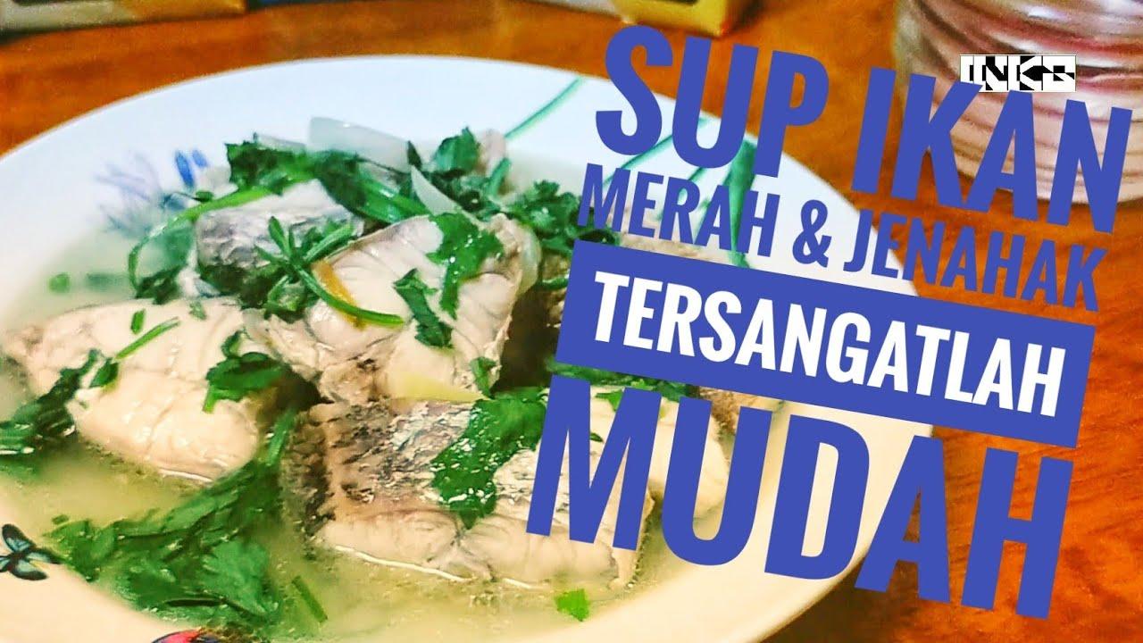 Resepi Sup Ikan Merah Amie : Sinar Kehidupanku**~::..: Sup Ikan Merah