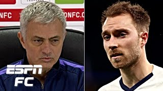 Tottenham are the 'last to blame' over Christian Eriksen situation – Jose Mourinho | Transfer Talk