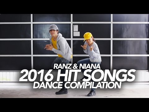 2016 Hit Songs Siblings Dance | Ranz and Niana
