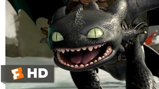 How to Train Your Dragon 2 (2014) - Evil Toothless Scene (7/10)   Movieclips