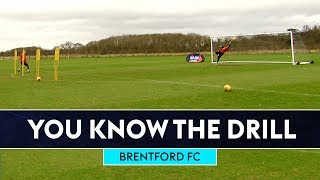 MIRACULOUS SAVE! | Nico Yennaris and Ollie Watkins | Brentford FC | You Know The Drill