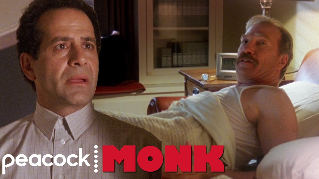 Download The Captain Moves In With Monk | Monk