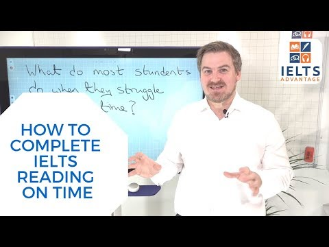 IELTS Reading: Lessons, Study Tips and Strategies - IELTS Advantage