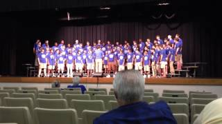 Georgia On My Mind performed by The Harmony Explosion Camp Chorus